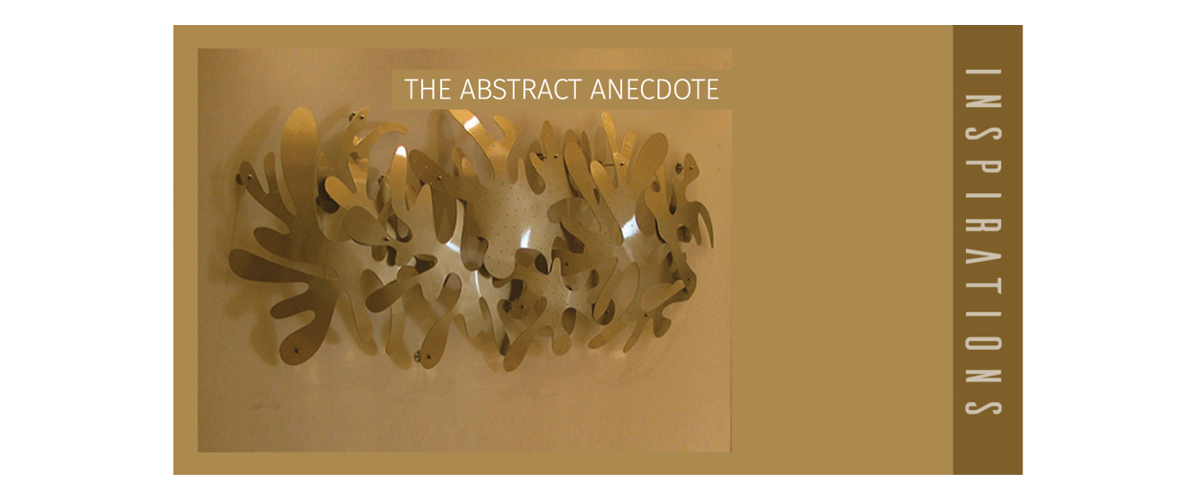 The Abstract Anecdote